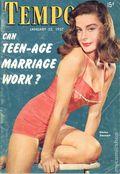 Tempo Magazine (1953 Pocket Magazines) Vol. 8 #2