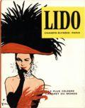 Lido Cabaret Paris Program Book (1964) 1964