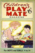 Children's Playmate Magazine (1929 A.R. Mueller) Vol. 15 #11