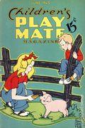 Children's Playmate Magazine (1929 A.R. Mueller) Vol. 15 #1