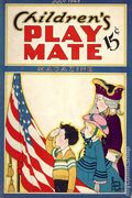 Children's Playmate Magazine (1929 A.R. Mueller) Vol. 15 #2