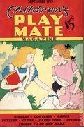 Children's Playmate Magazine (1929 A.R. Mueller) Vol. 15 #4