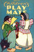 Children's Playmate Magazine (1929 A.R. Mueller) Vol. 16 #10