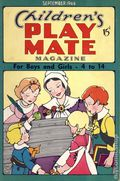 Children's Playmate Magazine (1929 A.R. Mueller) Vol. 16 #4