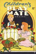 Children's Playmate Magazine (1929 A.R. Mueller) Vol. 18 #3