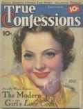 True Confessions (1922-1985 Fawcett) Magazine 158