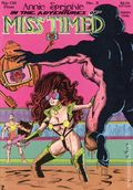 Annie Sprinkle in the Adventures of Miss Timed (1990 Rip Off Press) 3