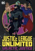 Justice League Unlimited Galactic Justice TPB (2020 DC) 1-1ST