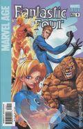 Marvel Age Fantastic Four (2004) 9