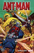 Ant-Man World HIve TPB (2020 Marvel) 1-1ST