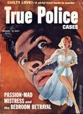 True Police Cases (1946-2000 Fawcett 2nd Series) Magazine Vol. 9 #106