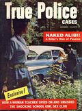 True Police Cases (1946-2000 Fawcett 2nd Series) Magazine Vol. 9 #105