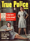True Police Cases (1946-2000 Fawcett 2nd Series) Magazine Vol. 9 #101