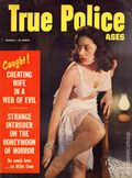 True Police Cases (1946-2000 Fawcett 2nd Series) Magazine Vol. 9 #97