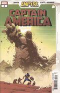 Empyre Captain America (2020 Marvel) 3A