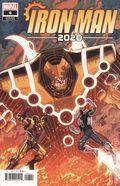 Iron Man 2020 (2020 Marvel) 6D