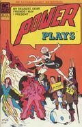 Power Plays (1985 Americomics) 1