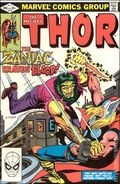 Thor (1962-1996 1st Series Journey Into Mystery) 319