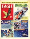 Eagle (1950-1969 Hulton Press/Longacre) UK 1st Series Vol. 10 #22