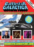 Battlestar Galactica Official Poster Magazine (1978) 1