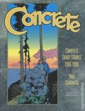 Concrete Complete Short Stories TPB (1990-1996 Dark Horse) 1st Edition 1-REP