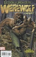 Legion of Monsters Werewolf by Night (2007 Marvel) 1