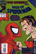Web of Spider-Man (1985 1st Series) 117A