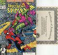 Spectacular Spider-Man (1976 1st Series) 200DF.SIGNED.B