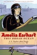 Amelia Earhart This Broad Ocean GN (2020 Disney/Hyperion) 1-1ST
