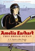Amelia Earhart This Broad Ocean HC (2020 Disney/Hyperion) 2nd Edition 1-1ST
