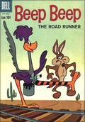 Beep Beep The Road Runner (1960-1962 Dell) 5