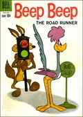 Beep Beep The Road Runner (1960 Dell) 6