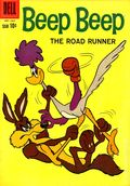 Beep Beep The Road Runner (1960 Dell) 7