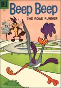 Beep Beep The Road Runner (1960 Dell) 8