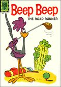 Beep Beep The Road Runner (1960-1962 Dell) 9