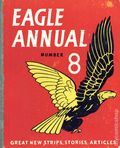 Eagle Annual HC (1952-1992 Hulton/Fleetway) 8-1ST
