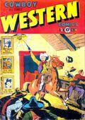 Cowboy Western Comics (1948) 38