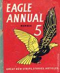 Eagle Annual HC (1952-1992 Hulton/Fleetway) 5-1ST