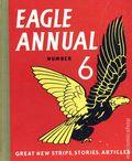 Eagle Annual HC (1952-1992 Hulton/Fleetway) 6-1ST