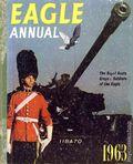 Eagle Annual HC (1952-1992 Hulton/Fleetway) 1963