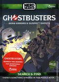 Ghostbusters Nerd Search: Eerie Errors and Suspect Ghosts HC (2020 Hero Collector) 1-1ST