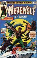 Werewolf by Night (1972 1st Series) Mark Jewelers 38MJ
