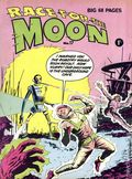 Race for the Moon (1962 Thorpe and Porter 2nd Series) UK Edition B&W Reprints 17