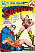 Superman (1939 1st Series) Mark Jewelers 281MJ