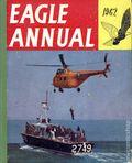 Eagle Annual HC (1952-1992 Hulton/Fleetway) 1962