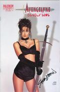 Avengelyne Deadly Sins (1995) 1A.DF.SIGNED