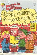Dennis the Menace Merry Christmas to You (Giants) 75