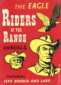 Eagle Riders of the Range Annual HC (1956 Hulton Press) 4