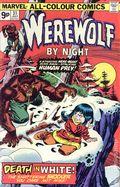 Werewolf by Night (1972 1st Series) UK Edition 31UK