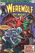 Werewolf by Night (1972 1st Series) UK Edition 34UK